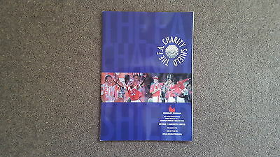 Roy Keane United Debut Arsenal v Manchester United Charity Shield 7th Aug 93