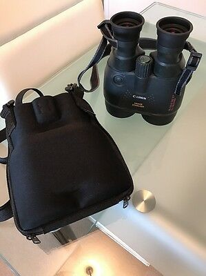 Canon 18x50 IS Image Stabilising All Weather Binoculars