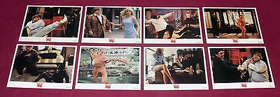 BEVERLY HILLS NINJA (1997) Columbia Pictures, 8 lobby cards set, Chris Farley