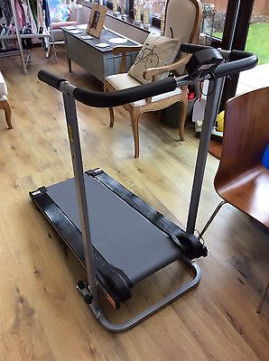 Pro Fitness Manual Treadmill (Folding) - Great condition