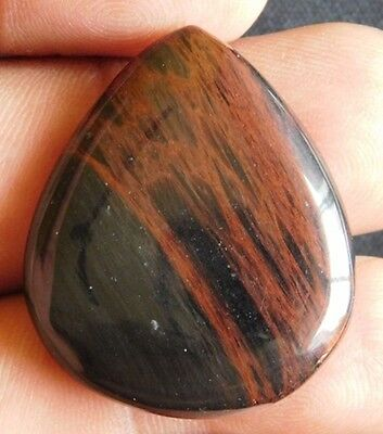 35.15 Cts. 100 % NATURAL a++ RED SNOFLACK OBSIDIAN CABOCHON LOOSE GEMSTONE