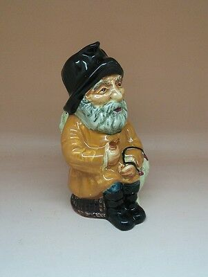 "FIGURINE BY SHORTER AND SONS ENGLAND ""THE FSIHERMAN""  c 1940s/1950s"
