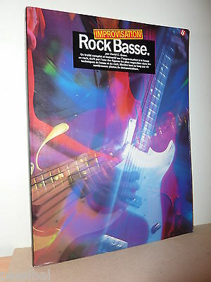 Improvisation ROCK BASSE * David GROSS