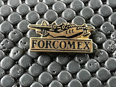 pins pin BADGE SPORT FOR COMEX PLONGEE AVION FORCOMEX RARE