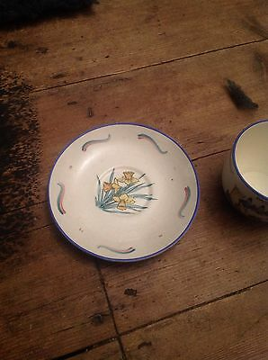 Vintage Carlton Ware Cup And Saucer