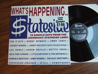 What's Happening..stateside - Northern Soul - Various Artists - Ssl X1 Ex+/ex+