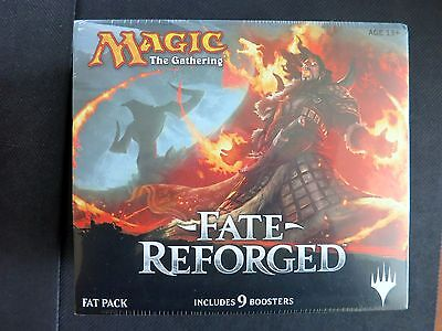 Fate Reforged Fat Pack Sealed Magic the Gathering MTG