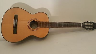 Vintage Kay 265 Nylon String Acoustic Classical Guitar