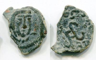 (7793)Chach, Ruler Chanubek 7-8 Ct AD, Sh&K #142
