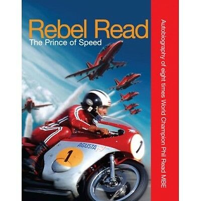 Rebel Read The Prince of Speed book paper