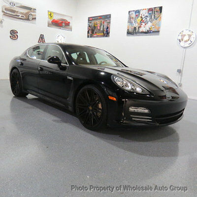 2010 Porsche Panamera 4S CARFAX CERTIFIED ! NATIONWIDE SHIPPING !! FULLY LOADED !!! CALL 954-744-1177