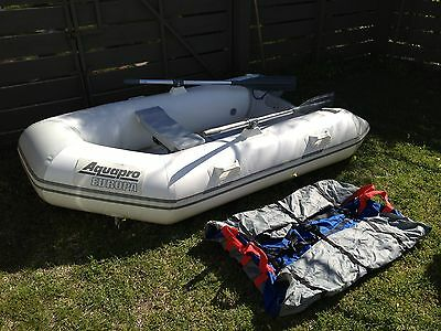 Aquapro Europa 2.4m Inflatable Dinghy