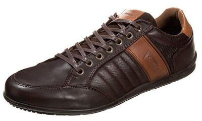 *** Chaussures Levi's, cuir marron, taille 44 - Neuf