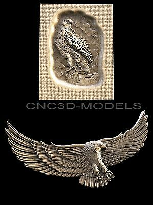 3D STL Models for CNC Router Engraver Carving Artcam Aspire Eagle 1112