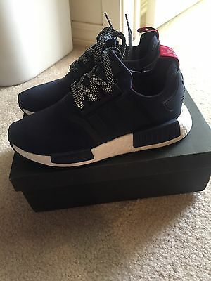 sports shoes c127b 701d6 ADIDAS NMD COLLEGIATE navy/Collegiate Navy/Unity Pink Women's size 6