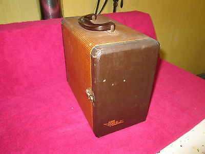Vintage Stereo Realist Slide Storage Carrying Case
