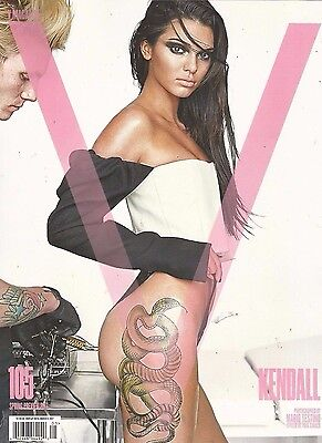 V Magazine 105 Spring Preview 2017 Kendall Jenner Mario Testino Photography NM