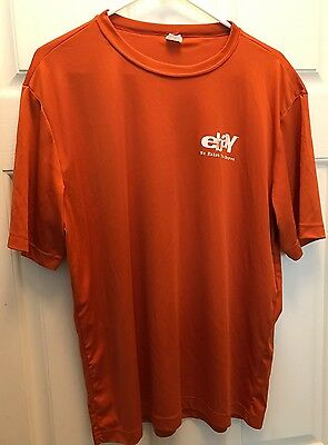 eBay Logo 2012 Mission Impossible jersey / size Large