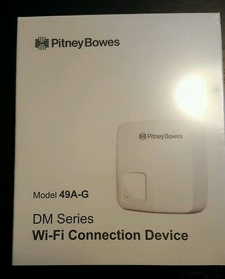 Pitney Bowes 49A-G Wi-Fi Connection Device Dm Series