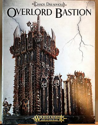 Overlord Bastion Games Workshop Warhammer Fantasy Age of Sigmar AOS new
