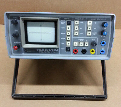 Huntron Tracker 2000 Electronic Component Circuit Analyzer