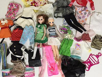 AZONE Pure Neemo, Licca Blythe Barbie JUNK LOT kawaii anime fashion doll pullip