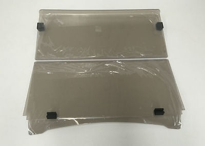 Windshield For Yamaha G29 Drive Golf Cars.  4Mm Acrylic. Tinted Or Clear.