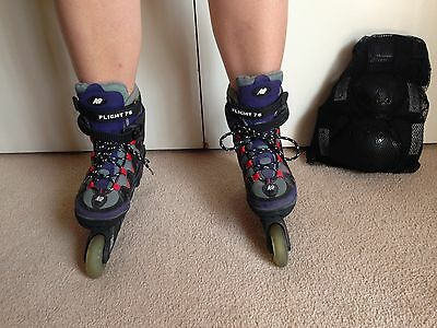 Womens K2 Flight 76 Roller blades