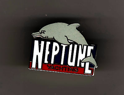 pin's...PIN...MEDIA...NEPTUNE..YATCHING...DAUPHIN...