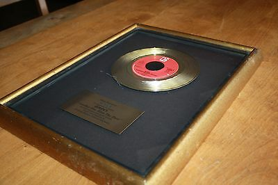 Queen - USA Single Award - Another One Bites The Dust - Elektra Inhouse non Riaa