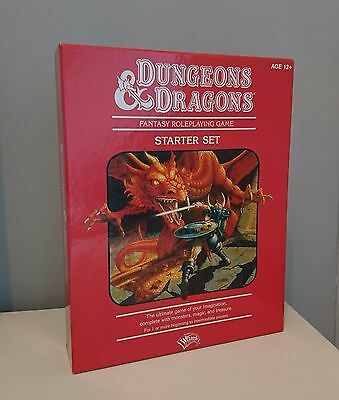 DUNGEONS & DRAGONS: Starter Set Red Box (4th Edition) - NEW