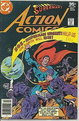 Action Comics: 478. Conway! Swan! Chiarmonte! Fn!
