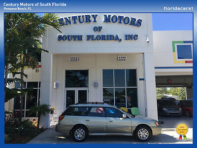 2004 Subaru Outback  WGN RUST FREE SALT FREE NON SMOKER SOFT LEATHER LOADED CLEAN SAFE DEPENDABLE