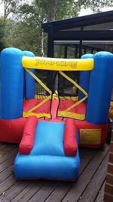 Jumpking 6ft x 6ft bouncy castle