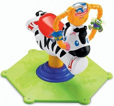 ZEBRE Tourni rebond  Fisher Price ~~NEUF~~
