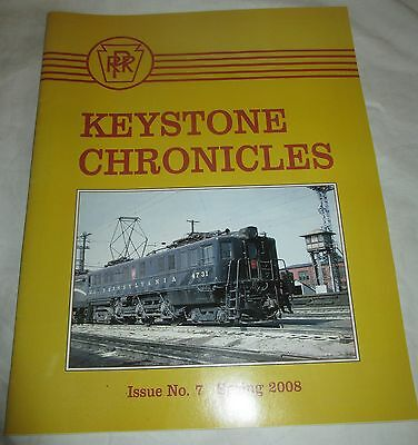 Keystone Chronicles PRR Issue No. 7 Spring 2008