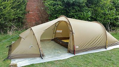 Fjallraven Abisko Shape 3 person Lightweight backpacking tent Brand New superb