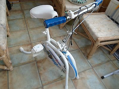 EXERCISE TRAINER BIKE  for fitness, aerobic, keep fit