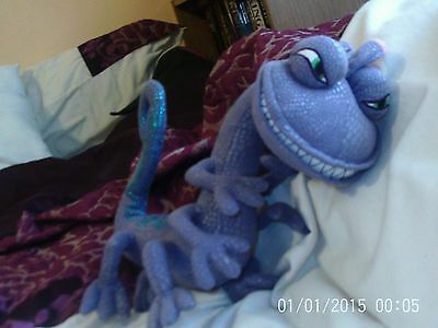 Disney Store Monsters Inc Large Randall Toy Very Rare