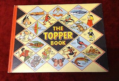 The Topper Book 1958