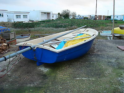 Used Blue Peter sailing boat