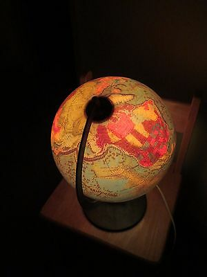 1970s Scan Globe  light