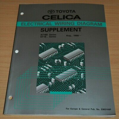 Celica Wiring Diagram on
