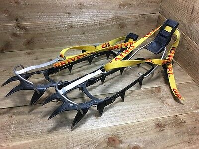 Grivel 2F 12 Point Crampons.