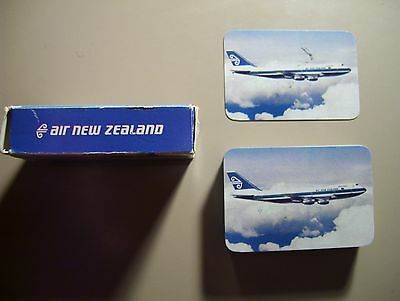 Air New Zealand Patience Size Deck Of Playing Cards.(Unused)