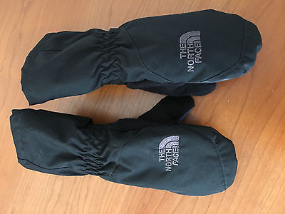 The North Face Toddler Mittens Black Size 3T