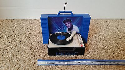 Mini Dyno Elvis Presley Record Player - Musical & Lights - Don't Be Cruel