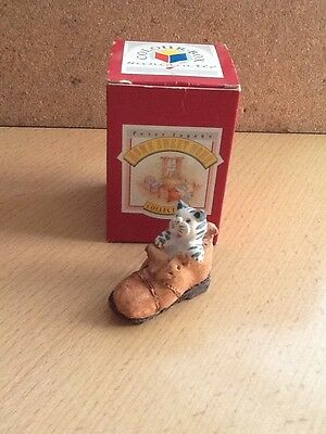 Peter Fagan Colourbox Cats Boot (Brown) HS614