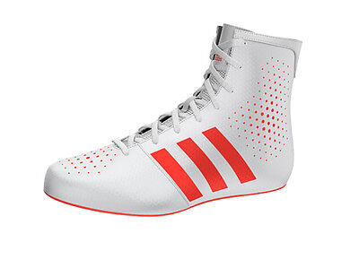 Adidas KO Legend Boxing Boots White Training Sparring Boxing Shoes Men's Women's