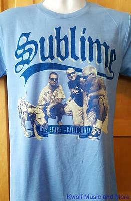 """SUBLIME T-Shirt """"Kneeling Photo""""   Official/Licensed  Small    NEW"""